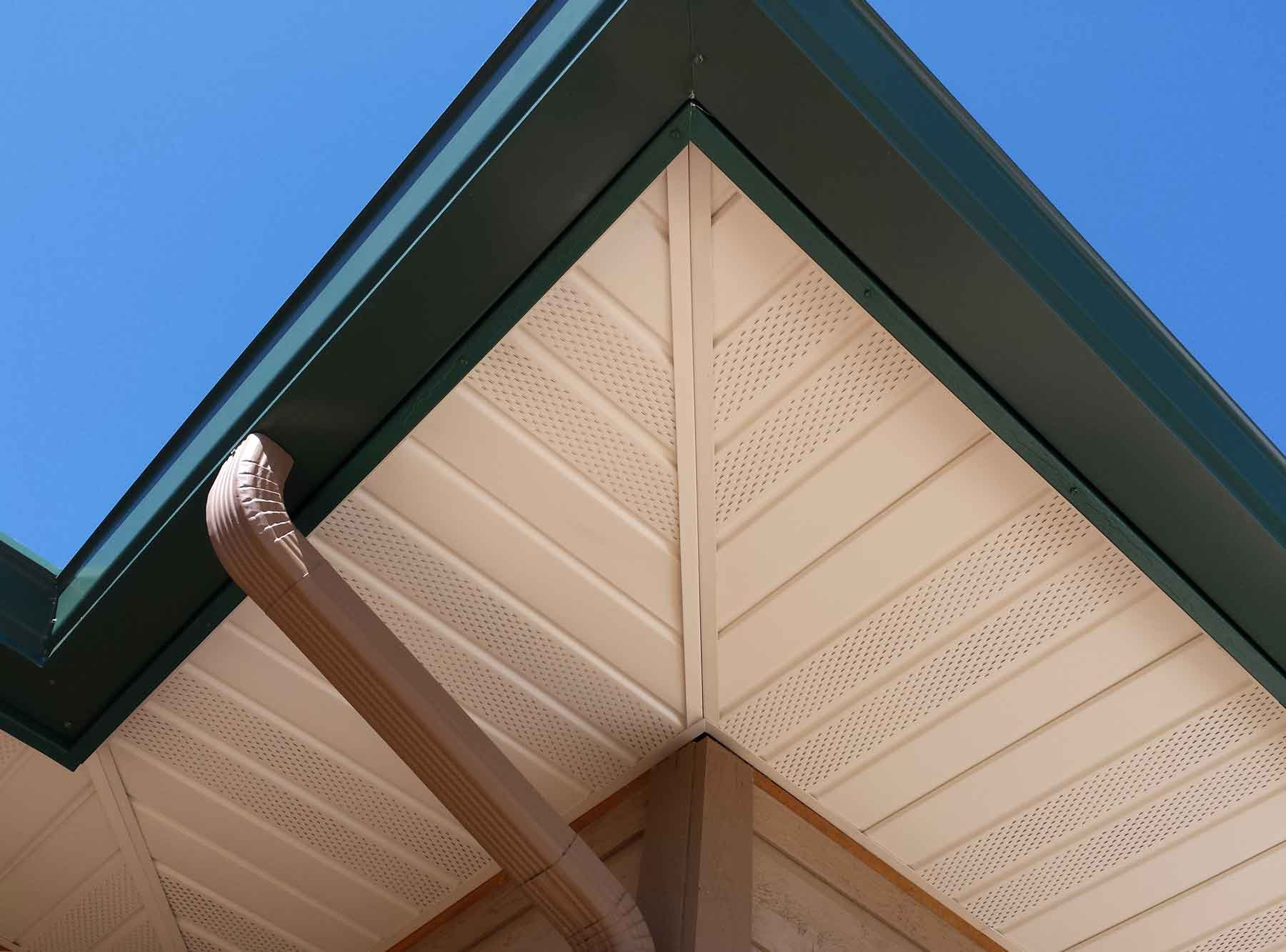 Aluminum Soffit And Fascia May 2015