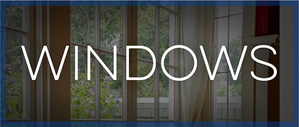 Window Replacement & Installation