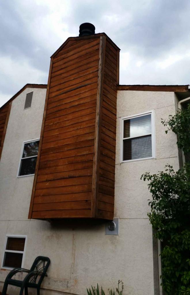 Truwood Siding With Cedar Trim Project Seamless Choice