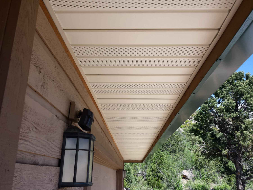 Aluminum Soffit And Fascia May 2015 Project Seamless